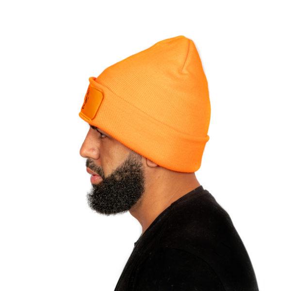 Bonnets orange Seahorse-Mahore