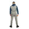 Sweat-shirt-navy-grey-Seahorse-Mahore-