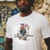 T-shirt blanc ete seahorse Mahore