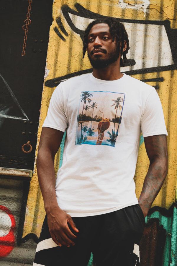 t-shirt cockail summer Seahorse